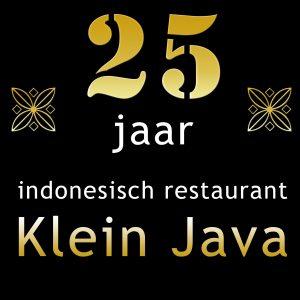 25 jaar indonesisch restaurant Klein Java in Sneek